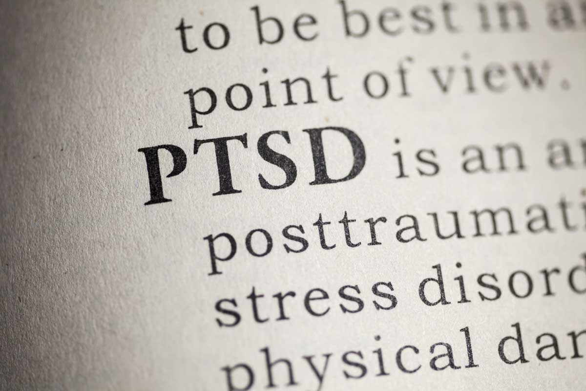 post-traumatic stress disorder dictionary definition