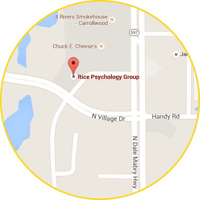 Rice Psychology Group Carrollwood Location
