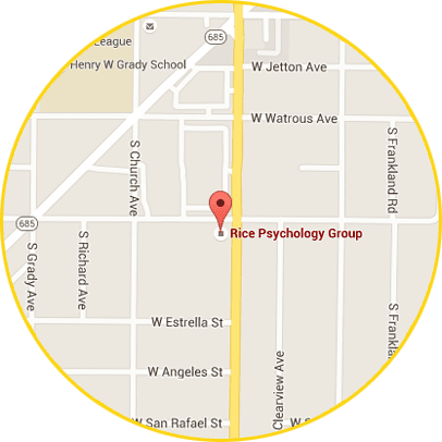 Rice Psychology Group South Tampa Location