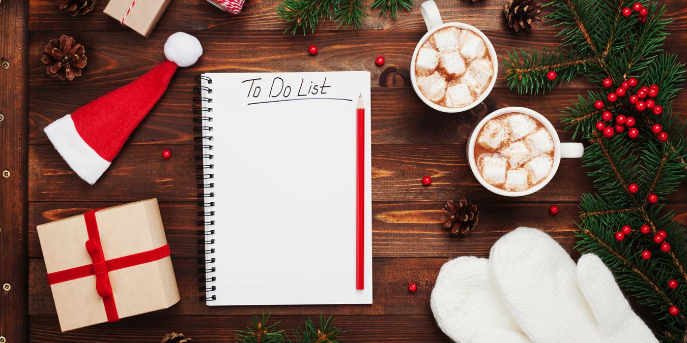 Dealing with Stress During the Holiday Season